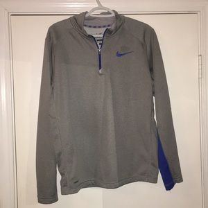 Nike Dri-Fit Thermal Pull-Over Jacket- S/M